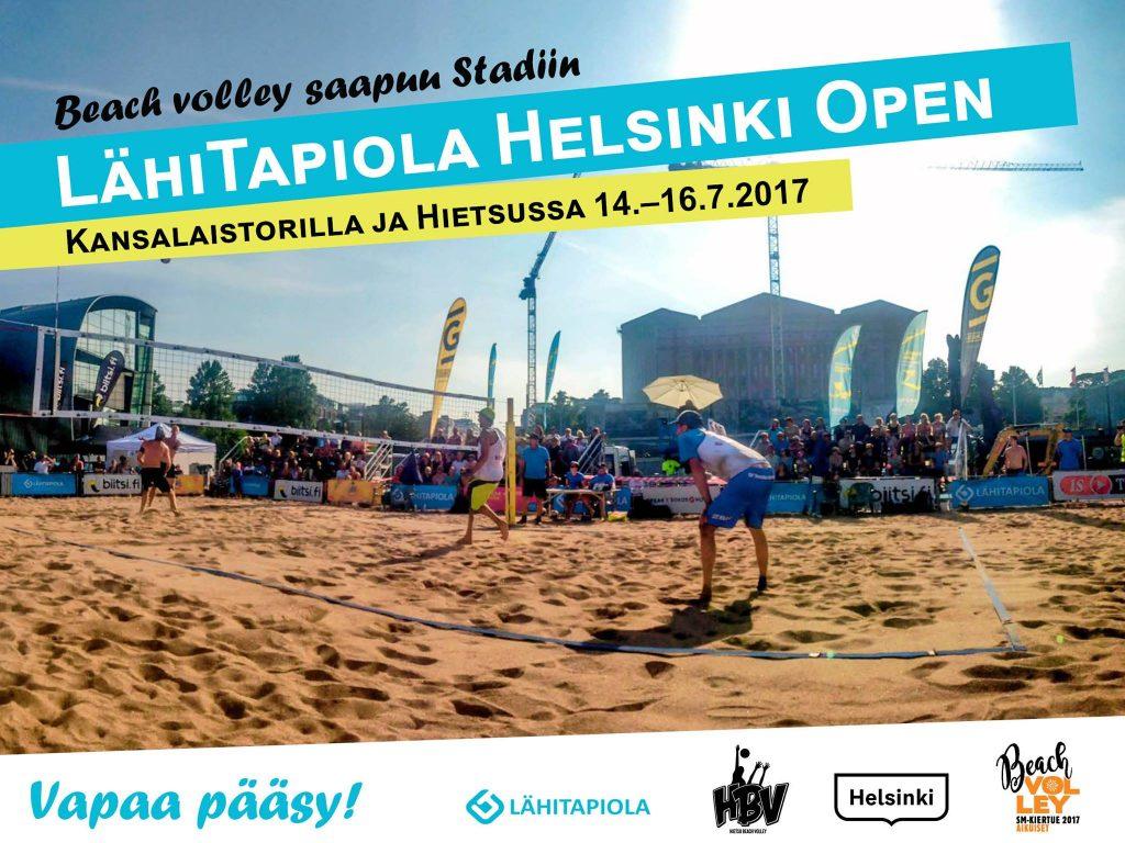 Helsinki Open V1