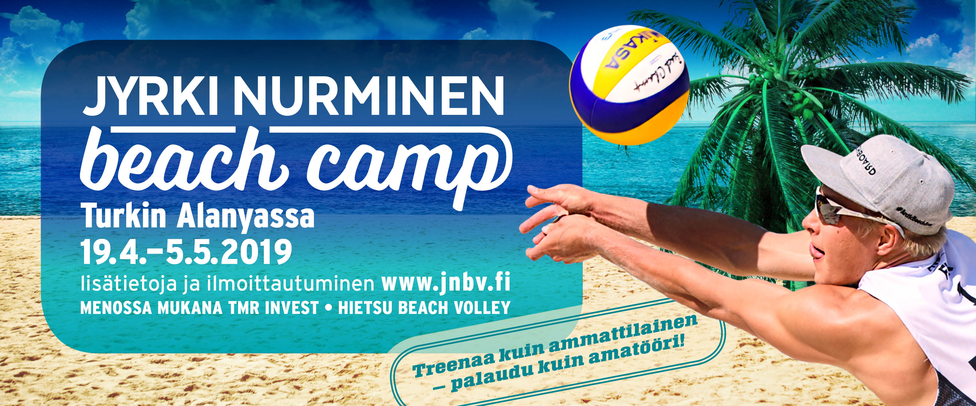 Jyrki Nurminen Beach Camp